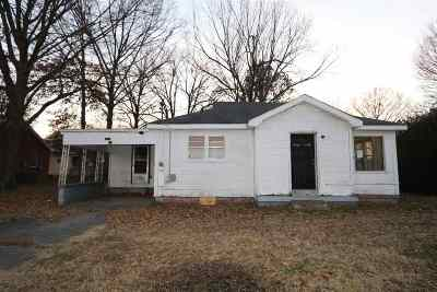 Single Family Home For Sale: 4053 Liberty St