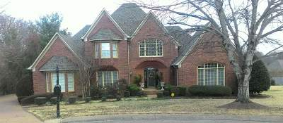 Jackson TN Single Family Home For Sale: $337,900