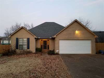 Jackson TN Single Family Home For Sale: $89,900