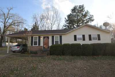 Jackson TN Single Family Home For Sale: $87,900