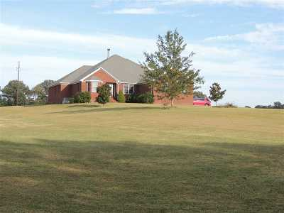 Dyersburg Single Family Home For Sale: 258 Gordon Rd