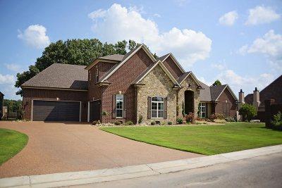 Jackon, Jackson, Jackson Tn, Jakcson Single Family Home For Sale: 158 Nottingham Drive