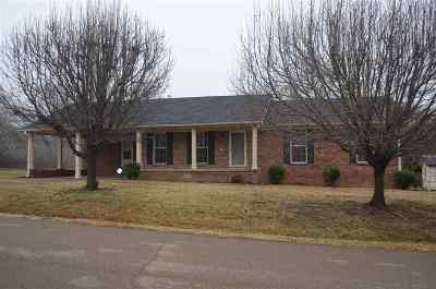 Haywood County Single Family Home For Sale: 1348 Cherry Lea Ln