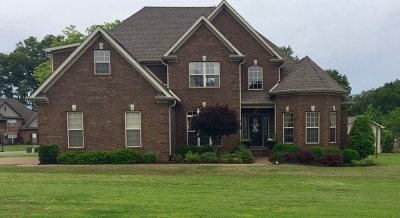 Dyersburg Single Family Home For Sale: 355 Oakleigh
