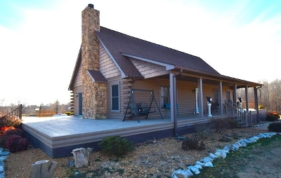 Greenfield Single Family Home For Sale: 3540 Shades Bridge