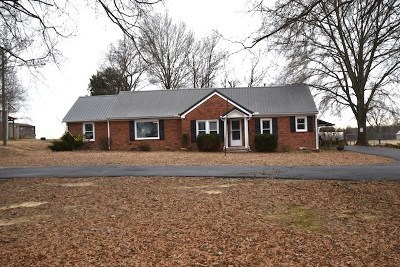 Medina Single Family Home For Sale: 38 Spring Creek Hwy