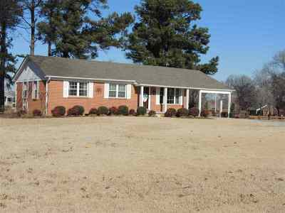 Newbern Single Family Home For Sale: 3947 Sharpsferry Rd