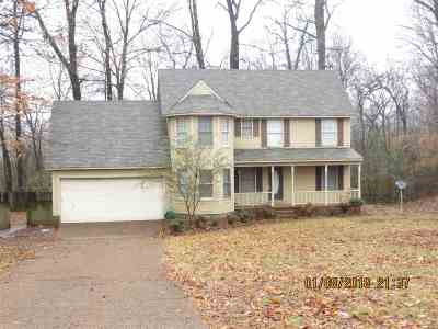 Jackson TN Single Family Home For Sale: $99,900