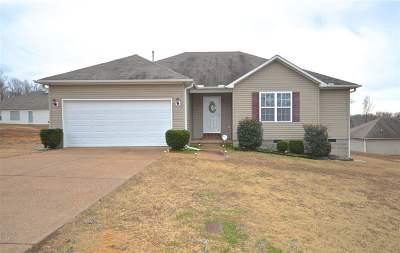 Jackson TN Single Family Home For Sale: $103,500