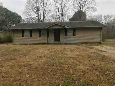 Jackson Single Family Home For Sale: 2991 Christmasville Rd