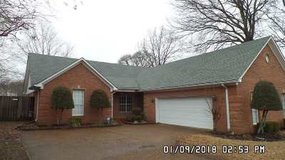 Jackson TN Single Family Home For Sale: $154,900