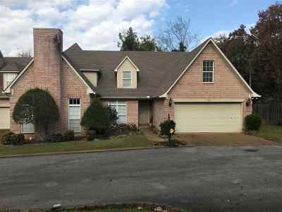 Jackson TN Single Family Home For Sale: $159,000