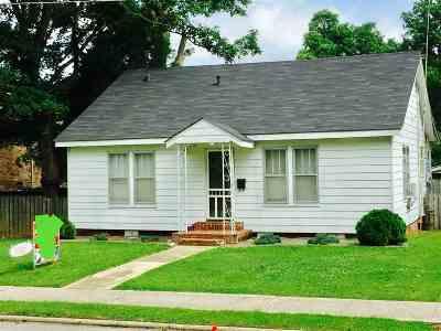 Haywood County Single Family Home Back On Market: 217 Key Corner