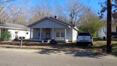 Jackson TN Single Family Home For Sale: $17,900