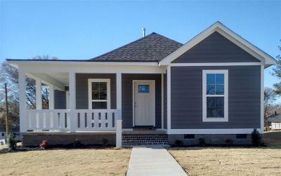 Jackson TN Single Family Home Back On Market: $99,900
