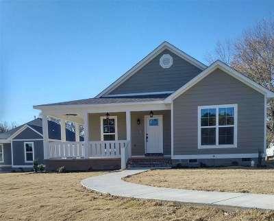 Jackson TN Single Family Home Back On Market: $120,000