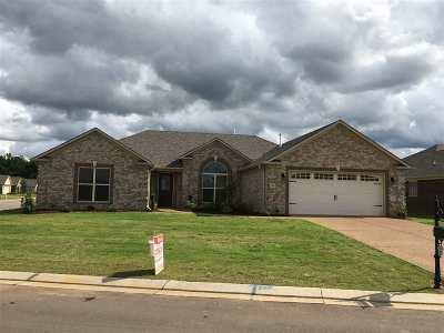 Jackson TN Single Family Home For Sale: $214,900