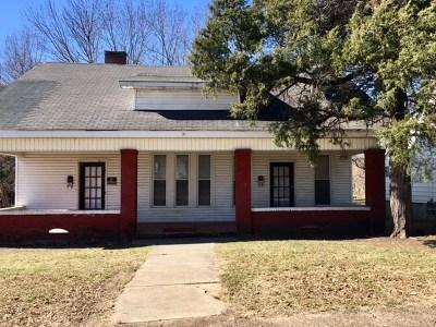 Jackson TN Multi Family Home For Sale: $38,000