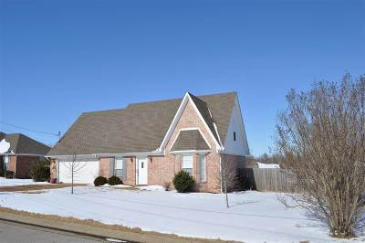 Jackson TN Single Family Home Backup Offers Accepted: $144,900