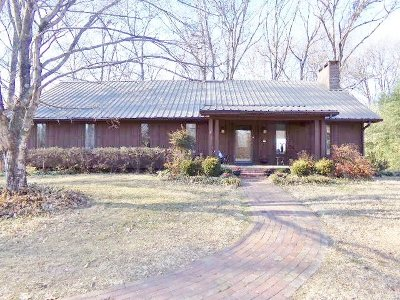 Dyersburg Single Family Home For Sale: 251 Bend