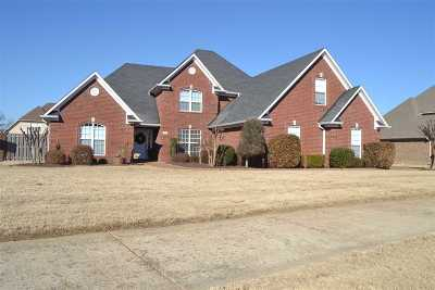 Medina Single Family Home For Sale: 209 Silver Leaf Dr