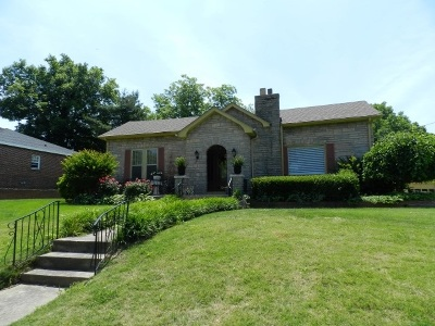Dyer Single Family Home For Sale: 285 E College