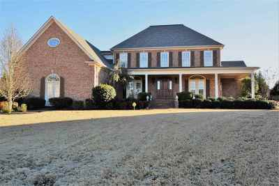 Jackson Single Family Home For Sale: 38 Chandlers