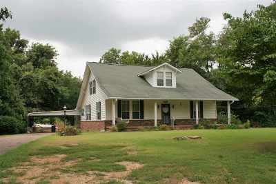 Dyersburg Single Family Home For Sale: 407 McCullough Chapel