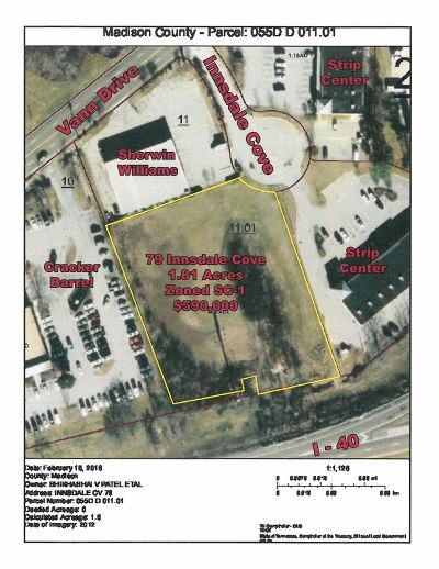 Commercial Lots & Land For Sale: 79 Innsdale