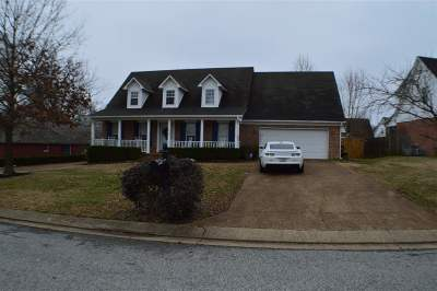 Jackson Single Family Home For Sale: 162 Greenhill Dr