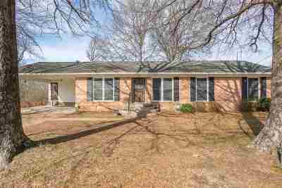 Jackson Single Family Home For Sale: 1549 Campbell