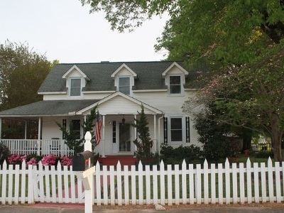 Jackson Single Family Home For Sale: 7 Second St.