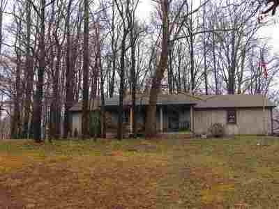 Jackson Single Family Home For Sale: 204 Valley Oak Loop