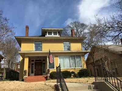 Jackson Single Family Home For Sale: 117 W King