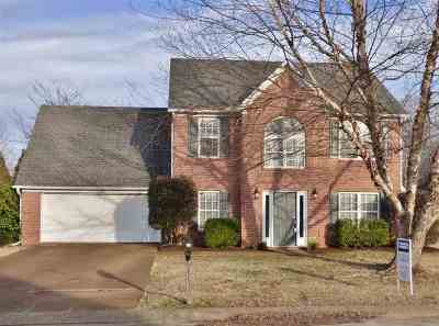 Jackson TN Single Family Home For Sale: $160,000