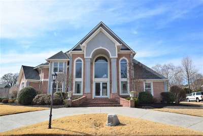 Jackson Single Family Home For Sale: 83 Southwind