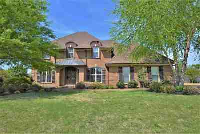 Jackson Single Family Home For Sale: 68 Moss Branch