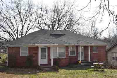 Jackson TN Multi Family Home For Sale: $69,900