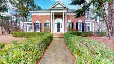 Jackson Single Family Home For Sale: 10 Natchez