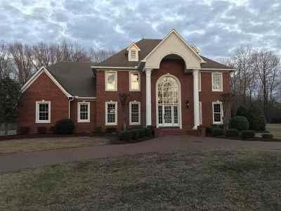 Jackson TN Single Family Home For Sale: $529,000