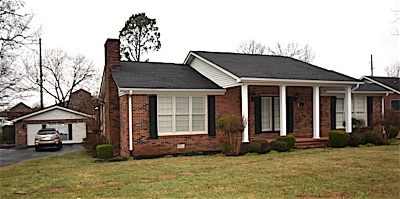 Jackson TN Single Family Home For Sale: $165,000