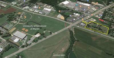 Commercial Lots & Land For Sale: 833 University