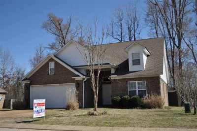 Jackson TN Single Family Home For Sale: $134,900