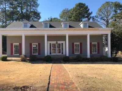 Jackson Single Family Home For Sale: 647 Russell
