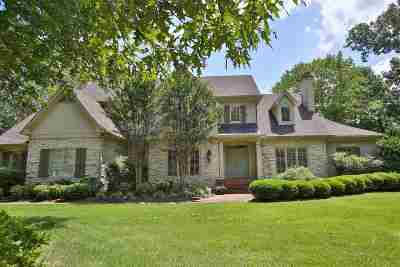 Jackson Single Family Home For Sale: 170 Northwyke