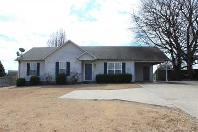 Newbern Single Family Home Backup Offers Accepted: 2285 Lanesferry
