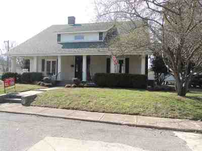 Newbern Single Family Home Backup Offers Accepted: 109 N Jackson St