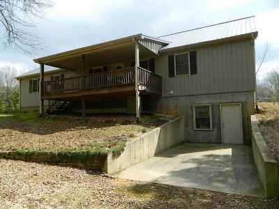 Carroll County Single Family Home Active-Price Change: 7817 Highway 424