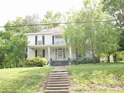 Lauderdale County Single Family Home For Sale: 135 W Wardlow Street