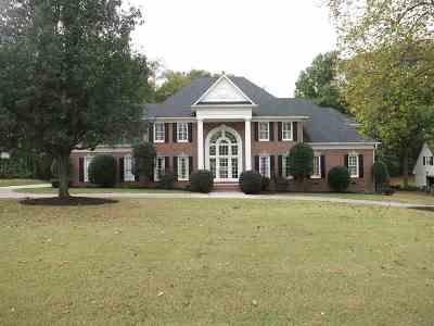 Jackson Single Family Home For Sale: 69 Elmhurst Drive